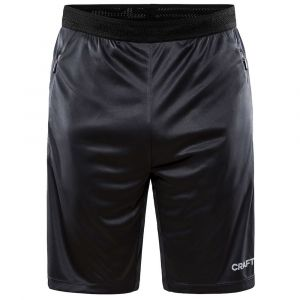 Evolve Zip Pocket Shorts Trainingshose Herren Grau