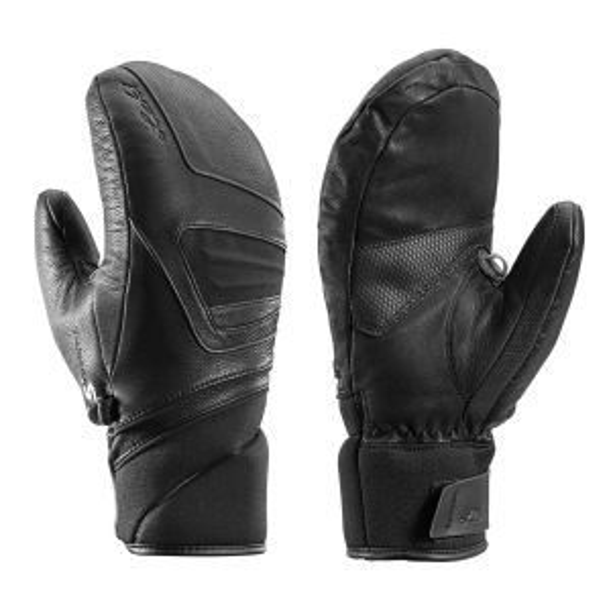 HS Griffin S Lady Mitt schwarz Damen Handschuhe