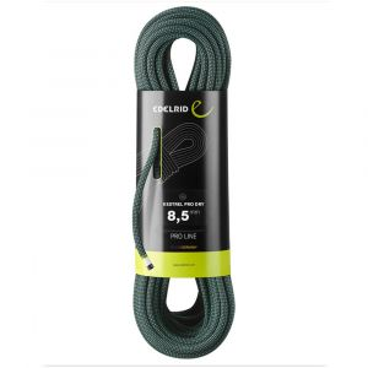 Kestrel Pro Dry 8.5 mm Halbseil night 50 m