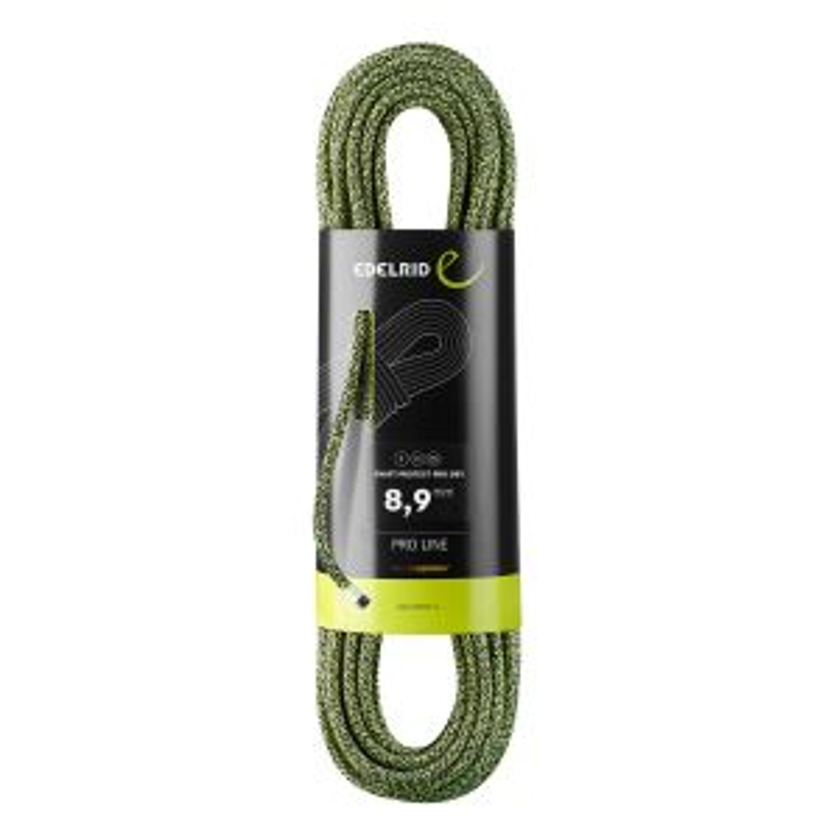 Swift Protect Pro Dry 8,9mm Kletterseil night-green 70 m
