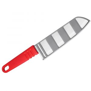 Alpine Chef's Knife Red - Kochmesser Camping Outdoor