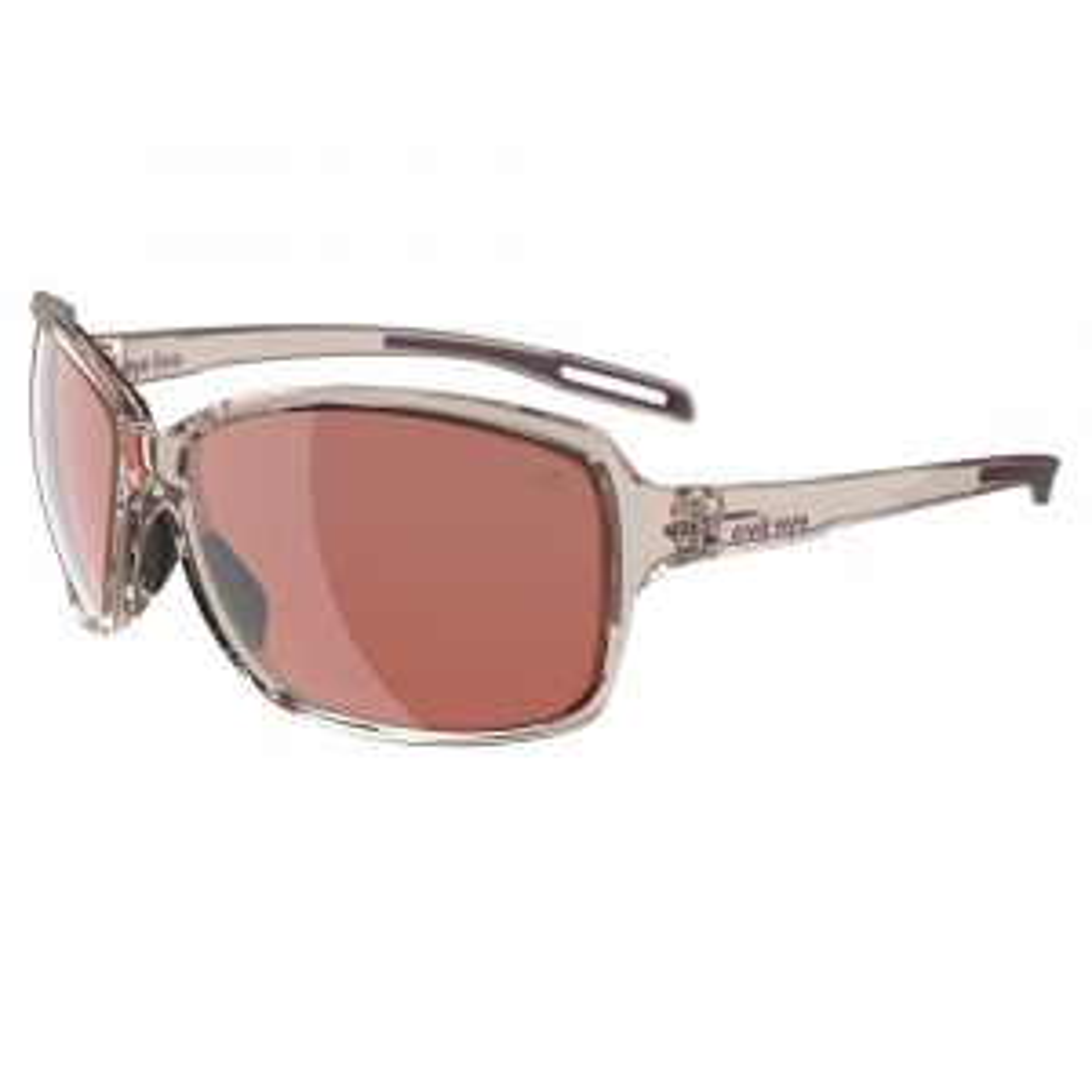 basou Sportbrille LST® Damen Rose Transparent