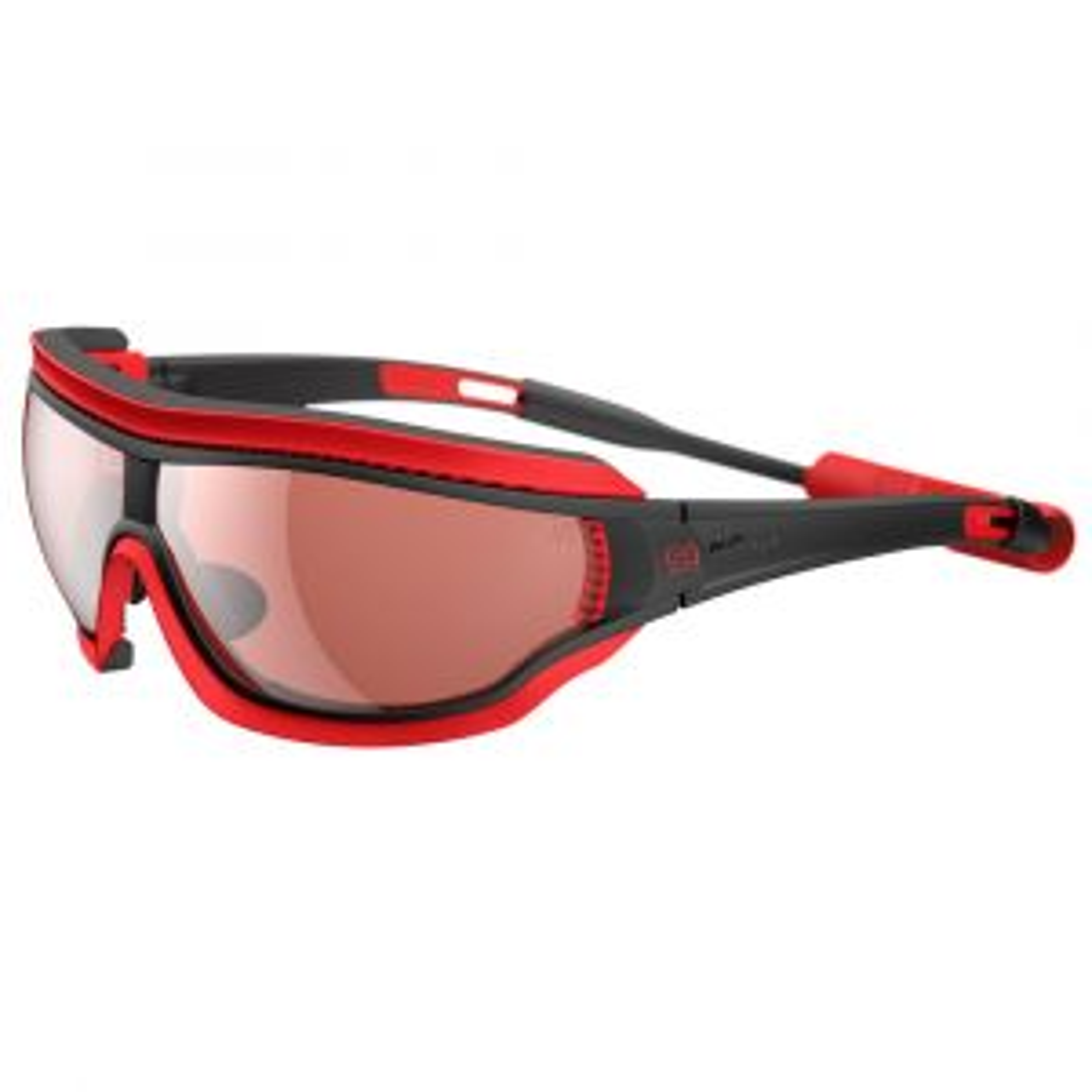 fusor pro Sportbrille LST® Schwarz