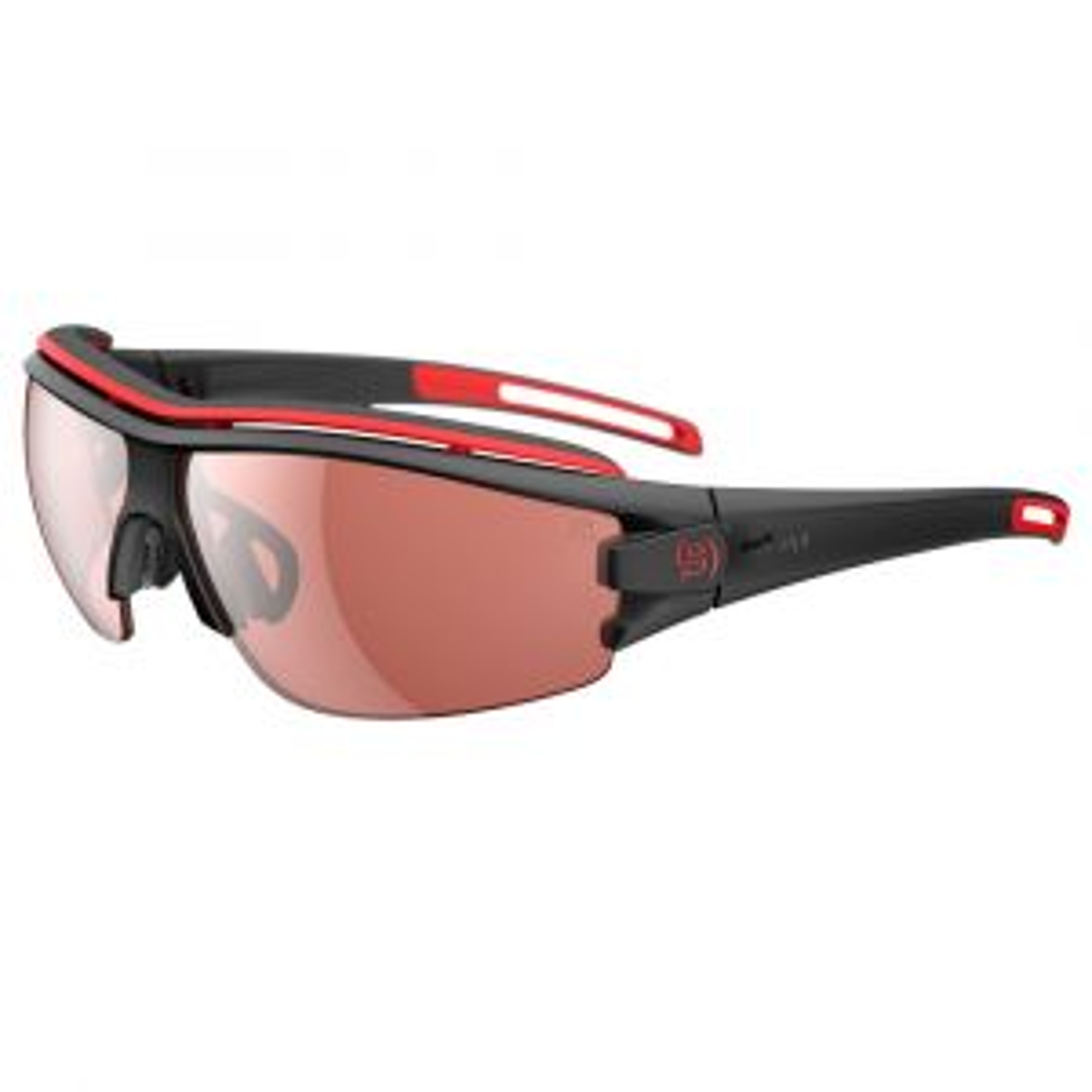 trace pro Sportbrille LST® Schwarz