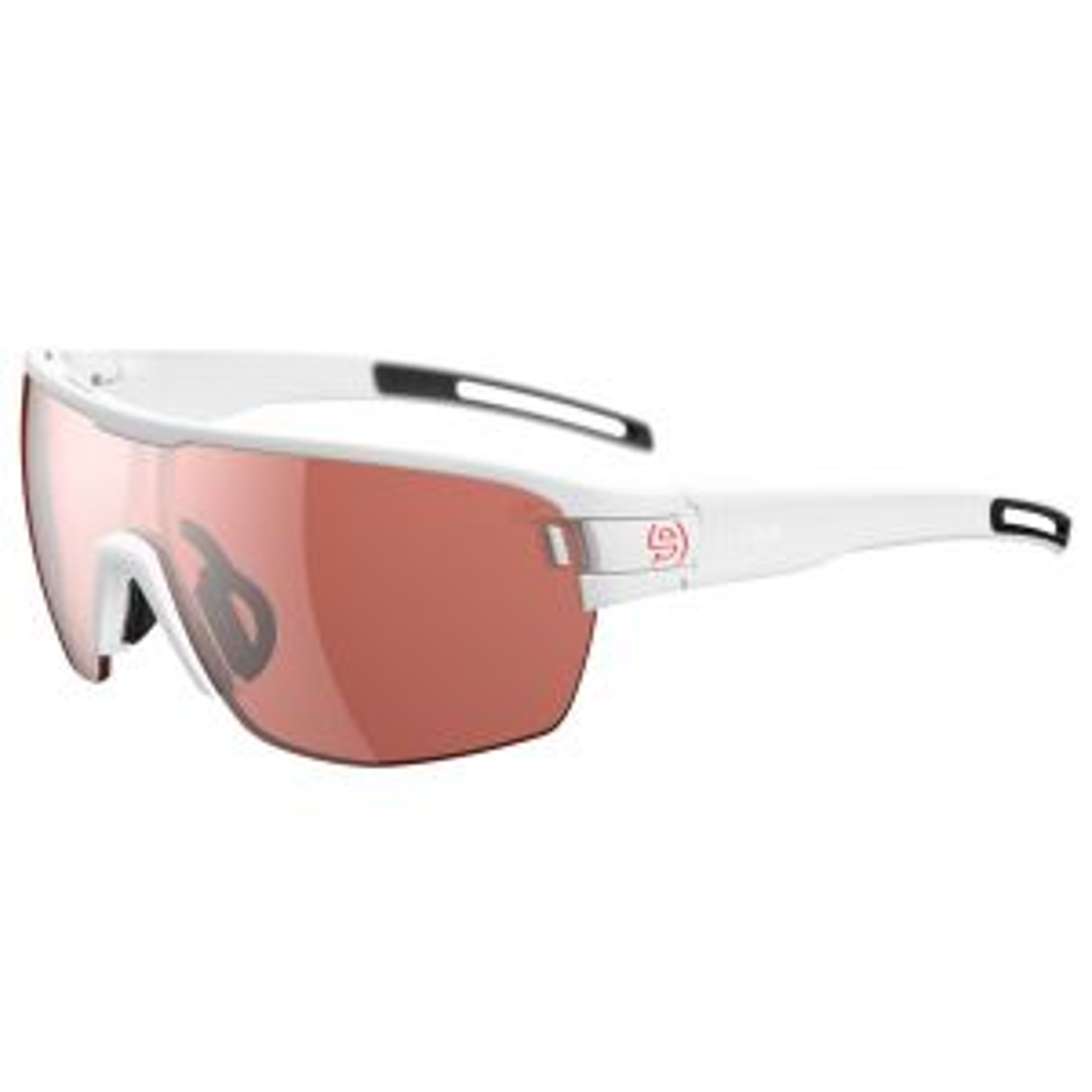 vizor hr Sportbrille LST® Weiß