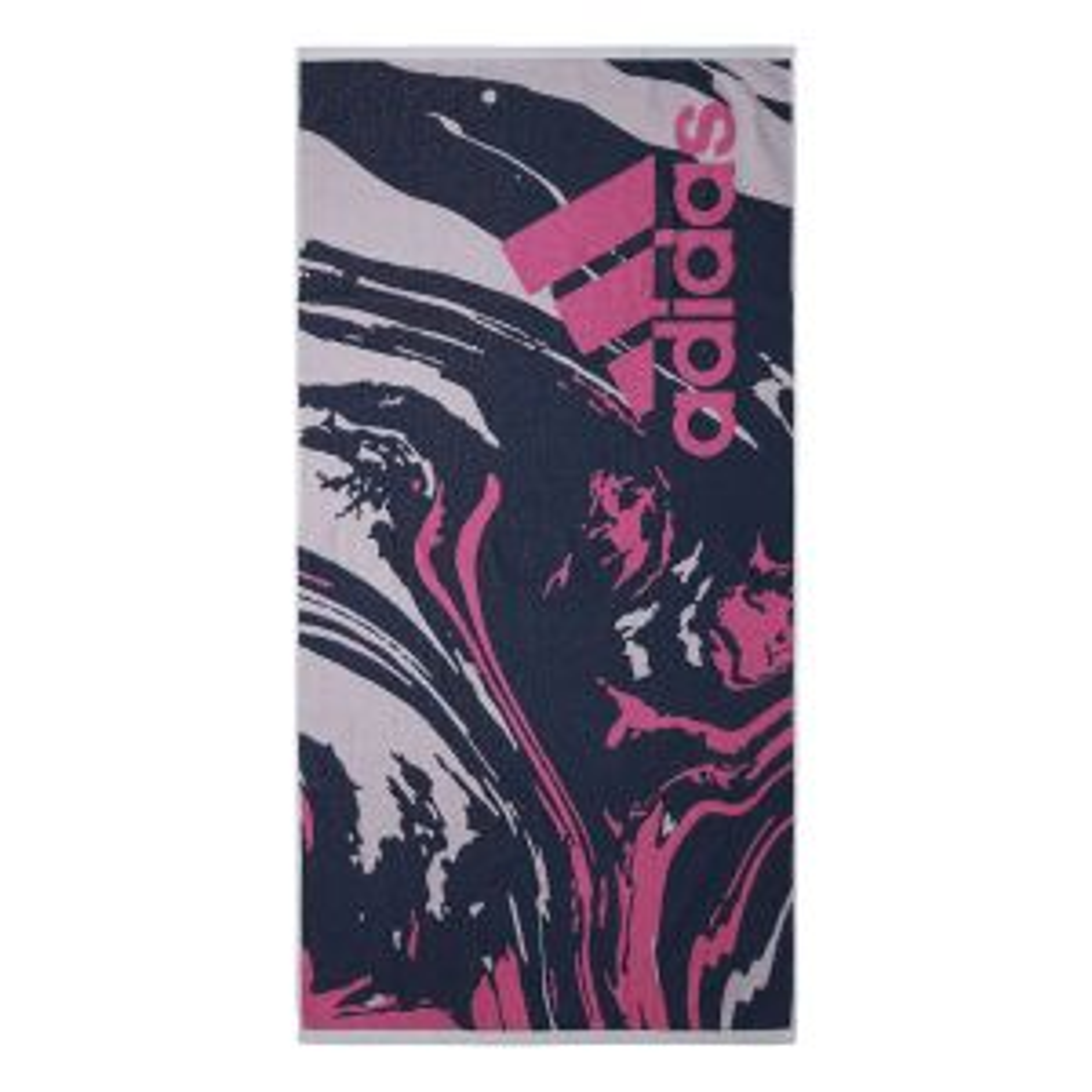 Micapulco Towel Handtuch Lila/Pink