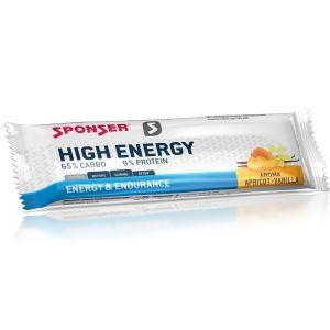 High Energy Bar 30 Stk a 45g Aprikose/Vanille