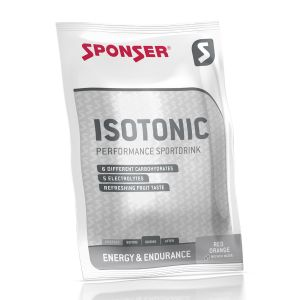 Isotonic Sportdrink Red Orange Box 20 a 60g