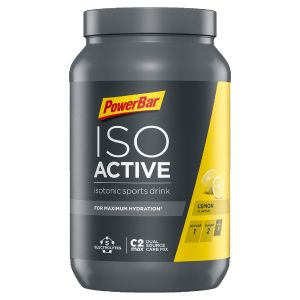 Isoactive Isotonic Sports Drink 1320g Dose lemon