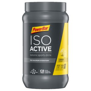 Isoactive Isotonic Sports Drink 600g Dose lemon