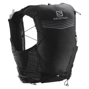 Adv Skin 12 Set Trailrunning-Rucksack black