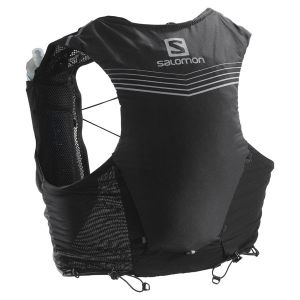 Adv Skin 5 Set Trailrunning-Rucksack black