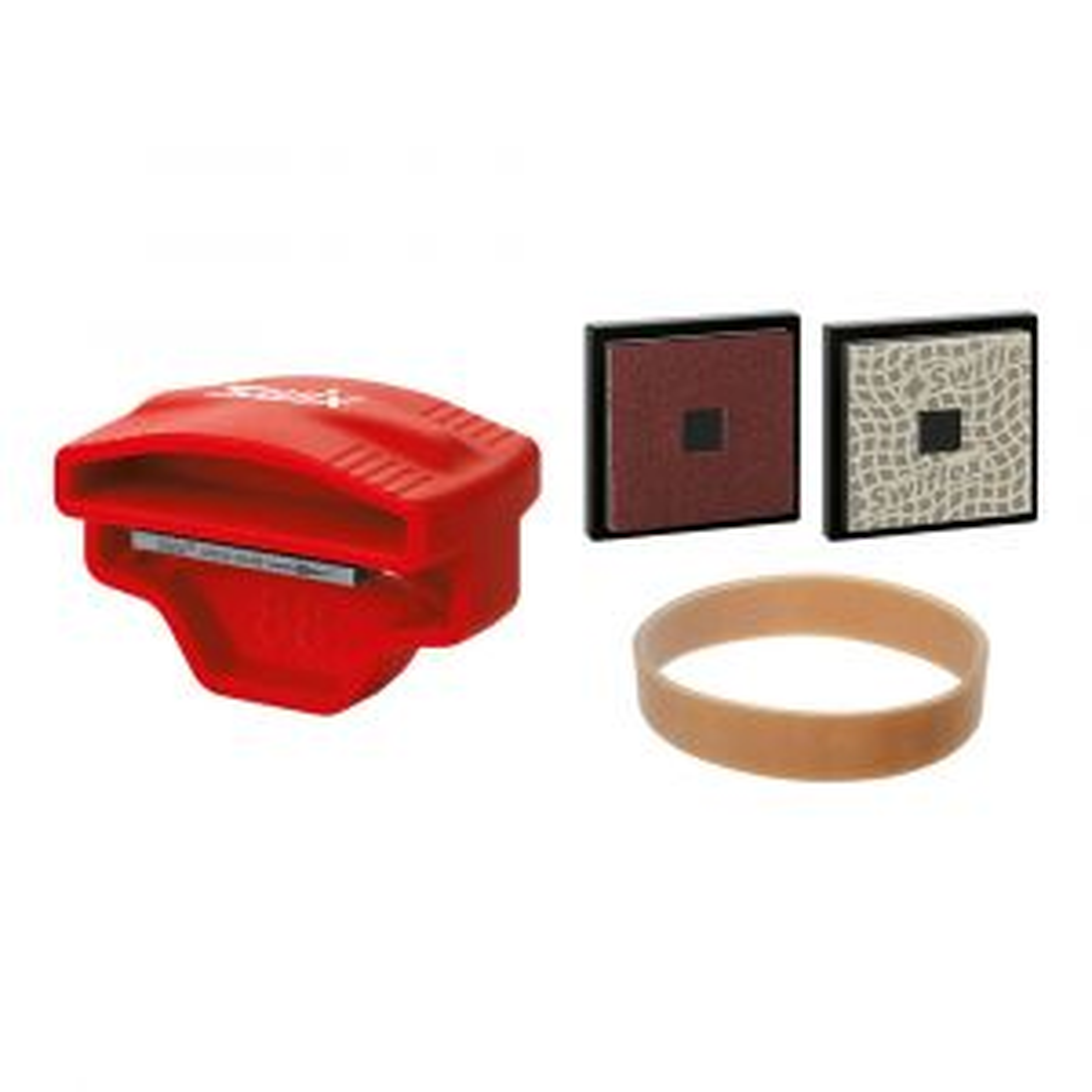 Pocket Edger Kit - Gerät im Taschenformat zum halten von Feile und Diamantstein