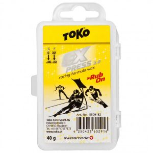 Toko Express Racing Rub-on Aufreibwachs 40g