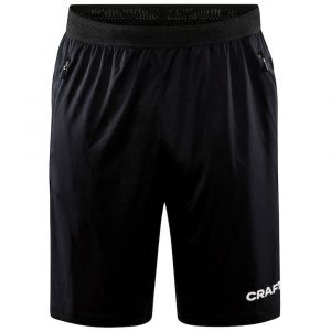Evolve Zip Pocket Shorts Trainingshose Herren Schwarz