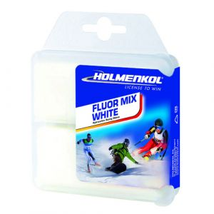 Fluormix Weltcup Skiwax white 2x35g