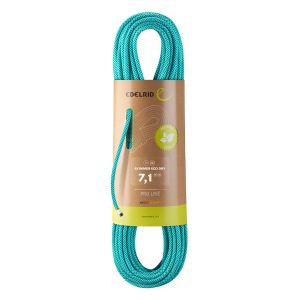 Skimmer Eco Dry 7,1mm Halbseil icemint 60 m