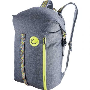 City Hauler Upcycling-Rucksack slate 30 l
