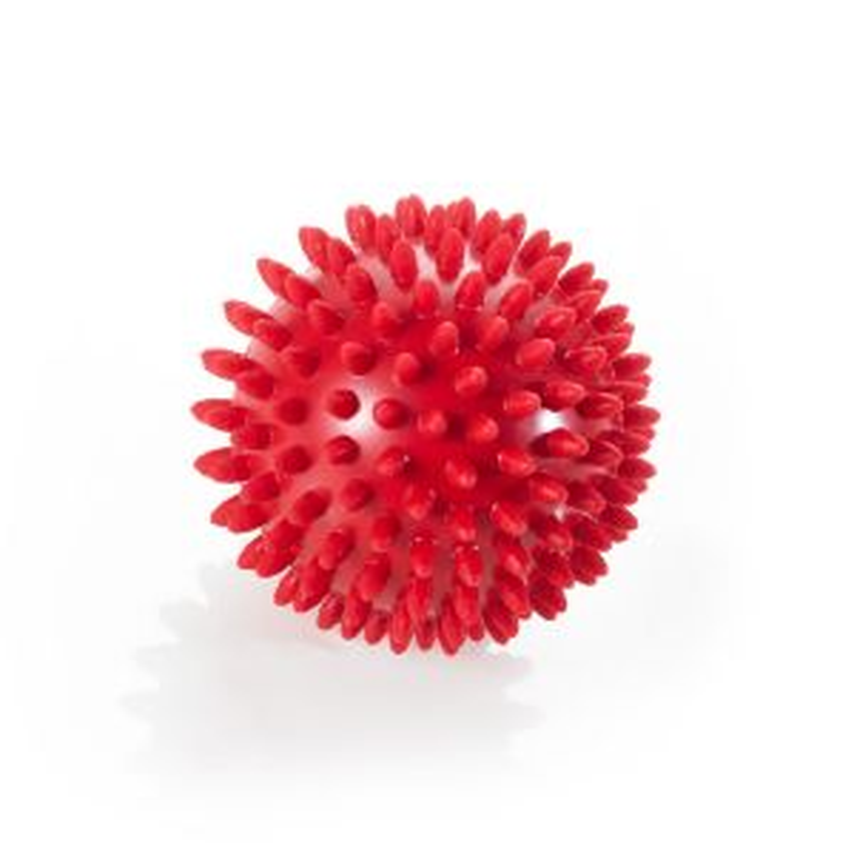 ARTZT vitality Massage-Ball, Igelball Set (2 Stück) Rot 9 cm