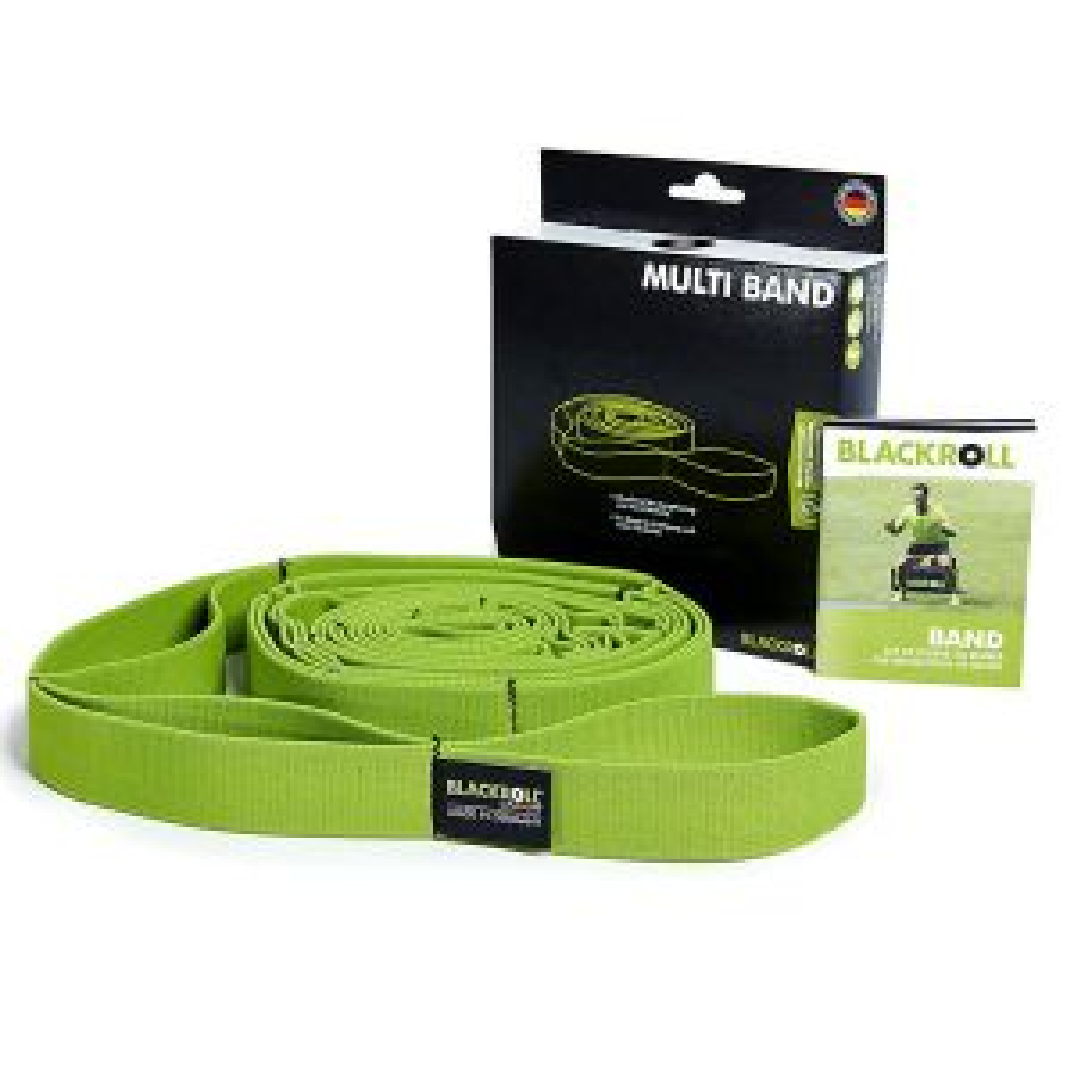 Blackroll Multi Band Trainingsband grün