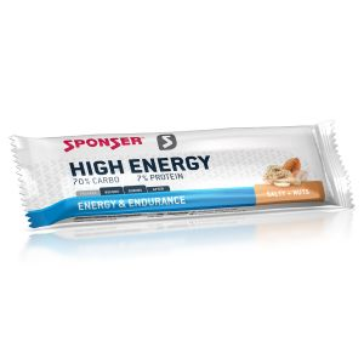 High Energy Bar 30 Stk a 45g Salty+Nuts