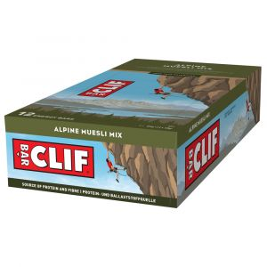 Clif Bar Energieriegel Powerriegel Alpine Muesli Mix 12 x 68g