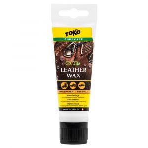 Eco Leather Wax Transparent-Beeswax Schuhpflege75ml