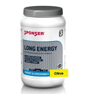 Long Energy 5% Protein 1200g Dose Citrus