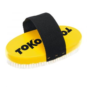 Base Brush oval Nylon with strap