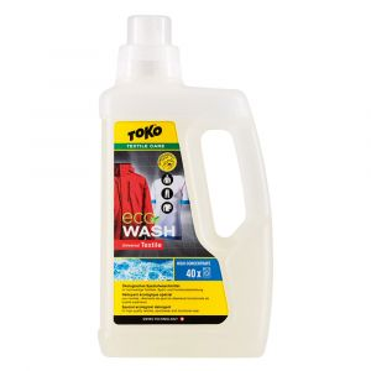 Eco Textile Wash 1000ml Spezialwaschmittel