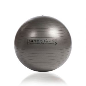 Vitality Fitness-Ball Professional anthrazit (75 cm)