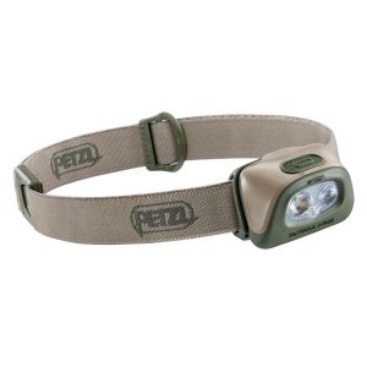Stirnlampe Tactikka + RGB Hellbraun 350 Lumen
