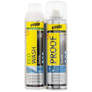 Duo-Pack Textile Proof & Eco Textile Wash 2 x 250 ml