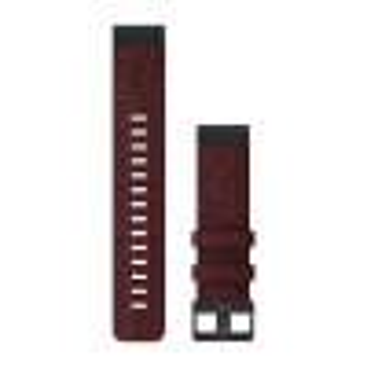 QuickFit-Armband 22mm Nylon-Rot