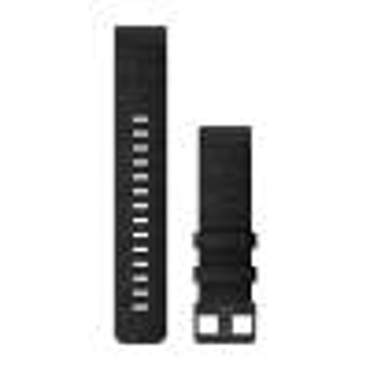 QuickFit-Armband 22mm Nylon-Schwarz