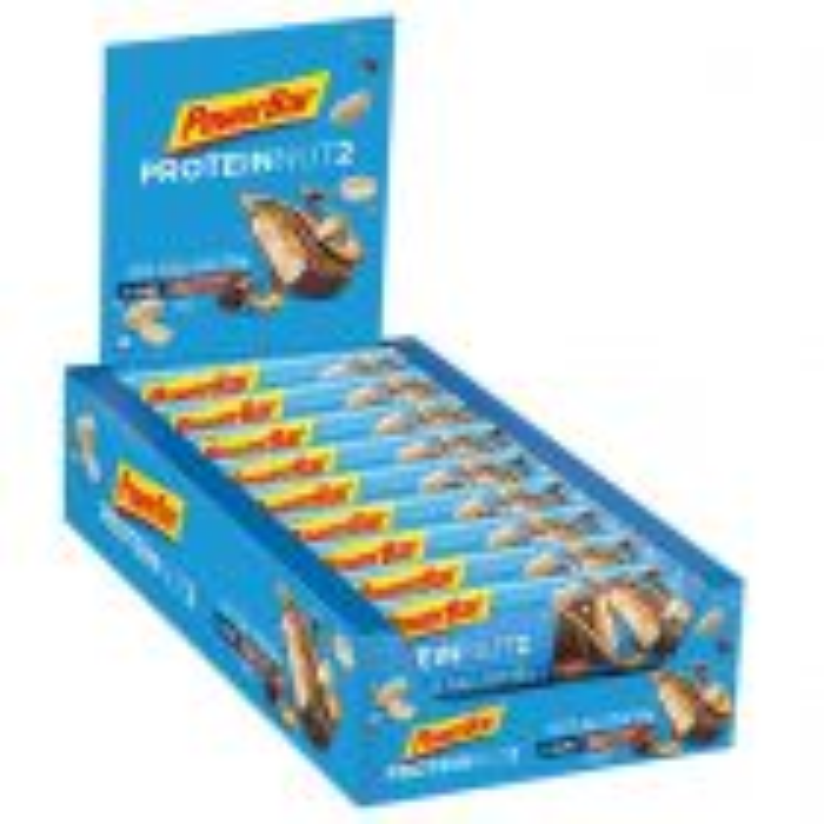 Protein Nut2 (45g) Milk Chocolate Peanut 18 x 2 x 22,5g