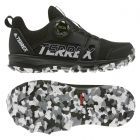 Terrex Agravic Boa K Core Black/White/Grey Three