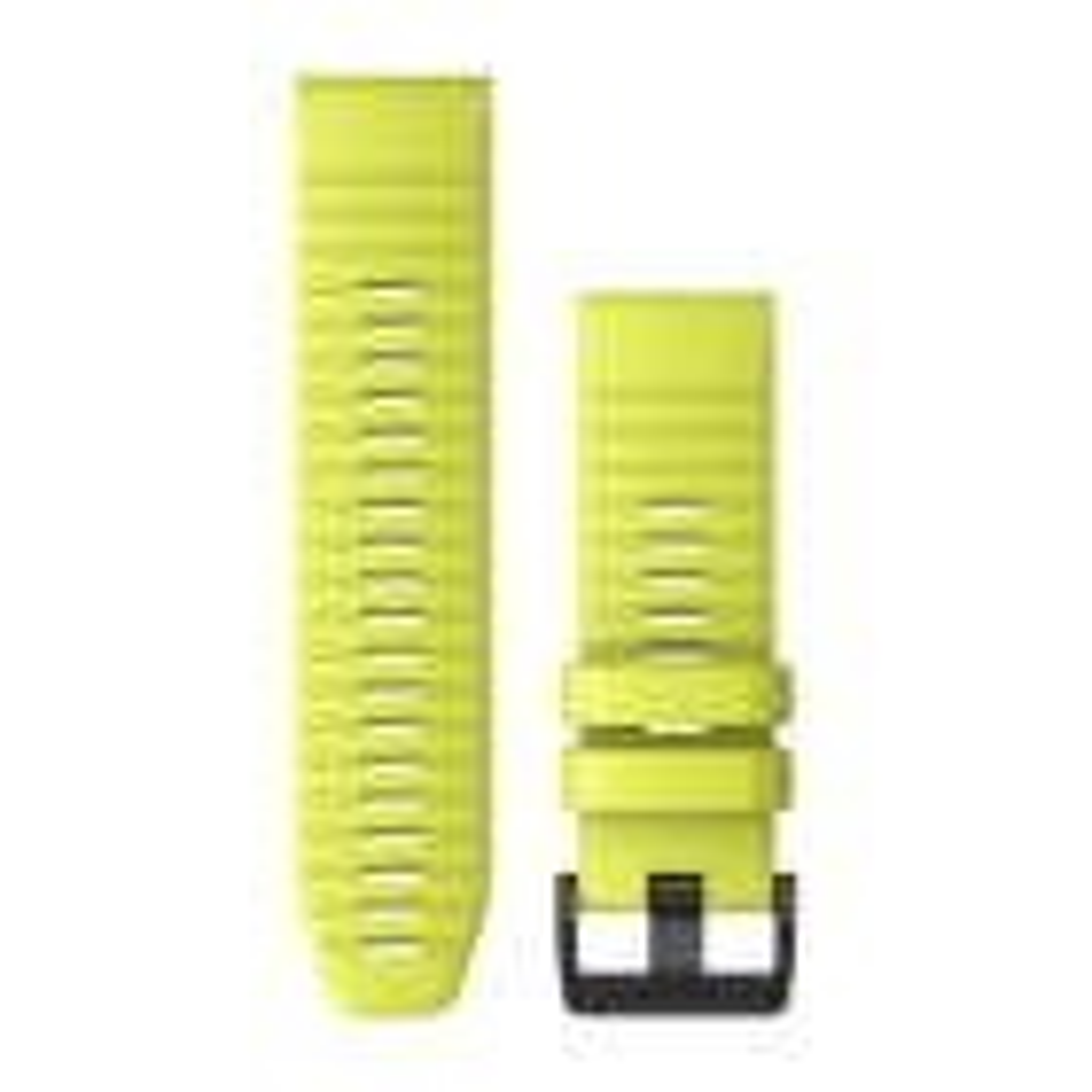 QuickFit-Armband 26mm Silikon-Leuchtgelb