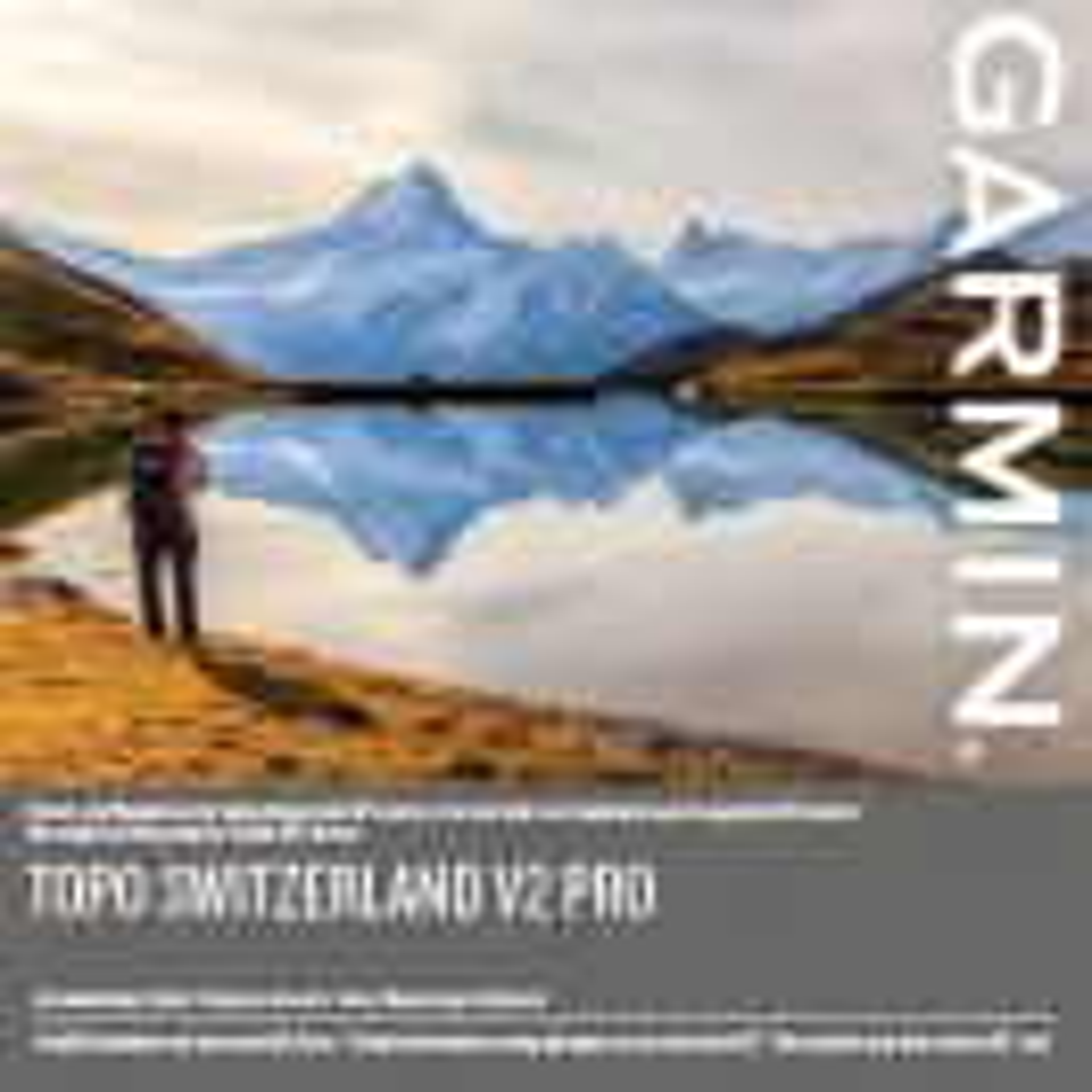 TOPO Switzerland v2 PRO microSD/SD card