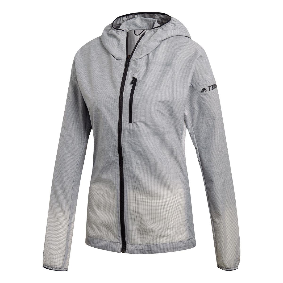 W Agravic Windweave Jacket greywhite